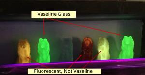 Vaseline Glass UV Light
