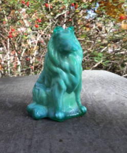 Turquoise Mosser Collie