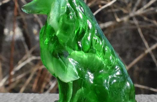 Kashmir Green Slag
